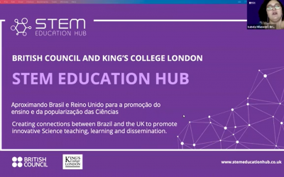 Introducing the STEM Education Hub! – Hear more about us.